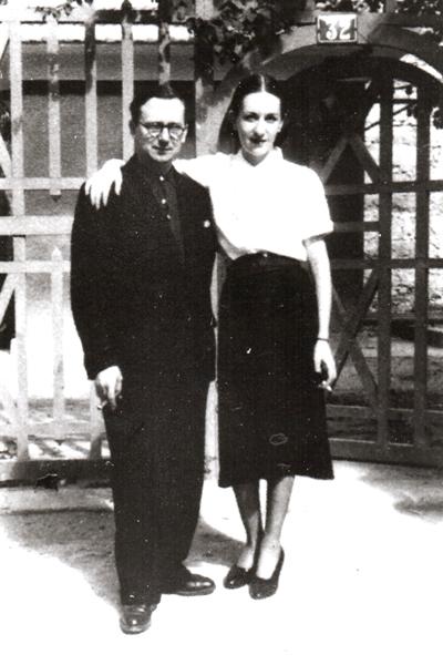Portinari e Maria Martinelli - linha do tempo