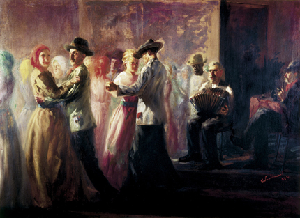 Baile na Roça linha do tempo