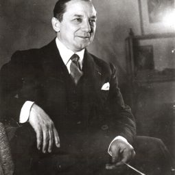 Portinari na Argentina. Buenos Aires, 1947.